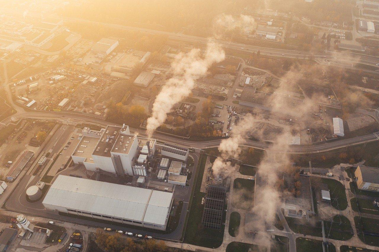 世衛組織:空污每年造成700萬人過早死亡