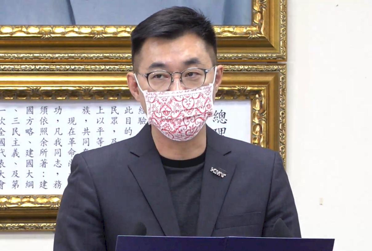 治安事件頻傳 江啟臣:聲援警察 替員警加油