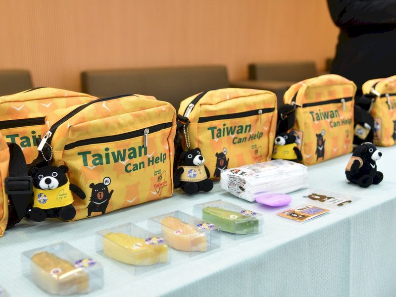 聲援台灣參與WHA 僑委會攜手世總再推防疫關懷包