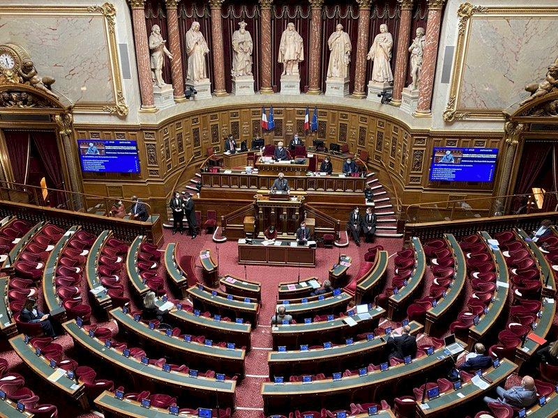 壓倒性通過!法國參議院 支持台灣參與國際組織案