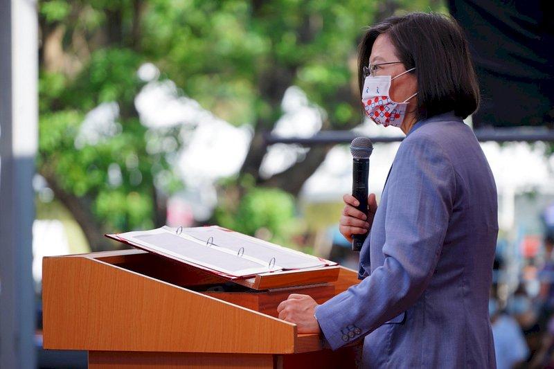 嘉南大圳開工滿百週年 總統:台日情誼將繼續流傳