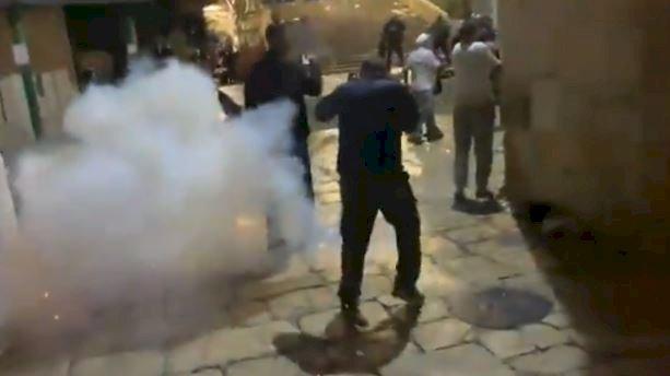 耶路撒冷爆發以巴衝突 至少169人受傷