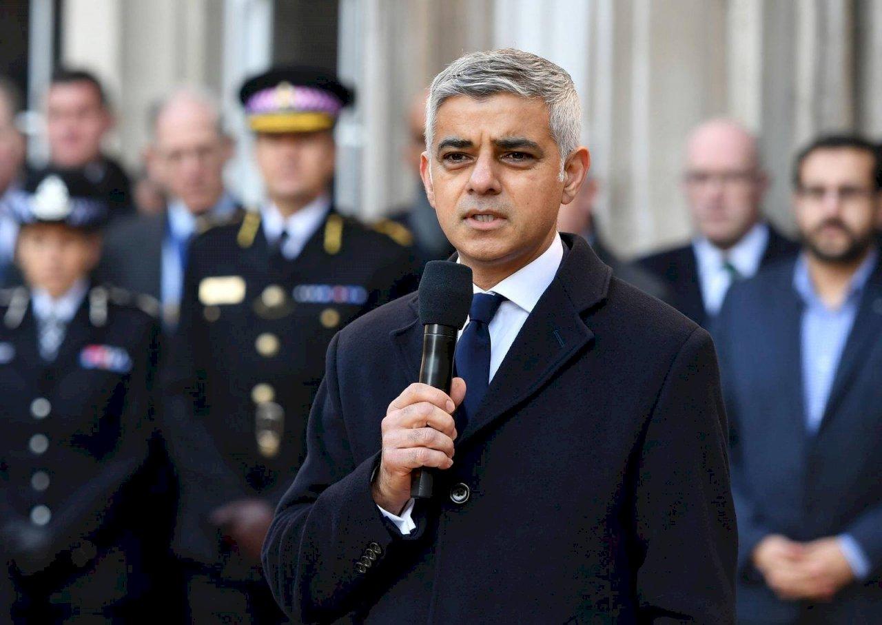 砸90萬英鎊助港人落腳 倫敦市長:英國對香港有歷史的承諾道義
