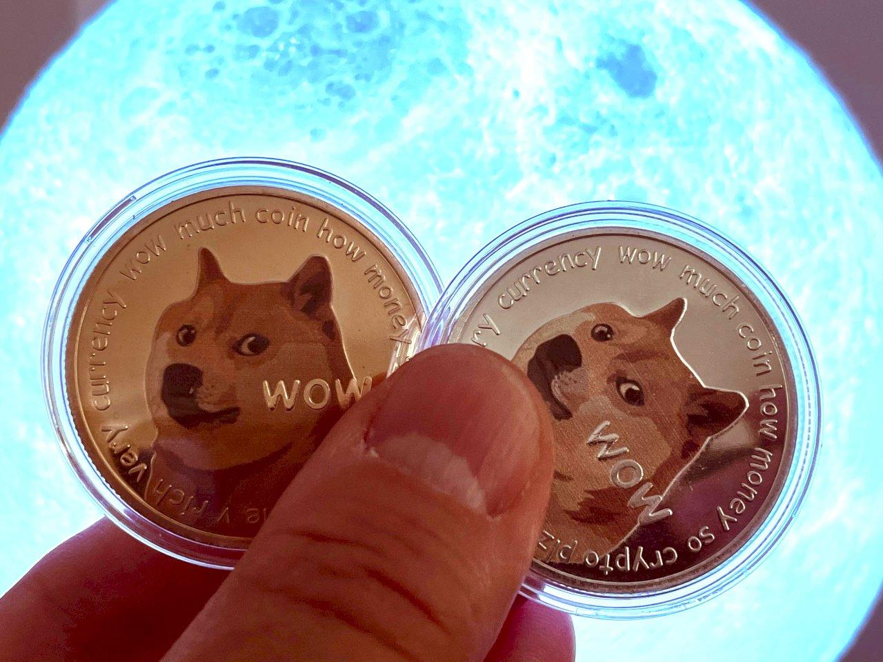 馬斯克當推手 DOGE-1登月任務用狗狗幣付款