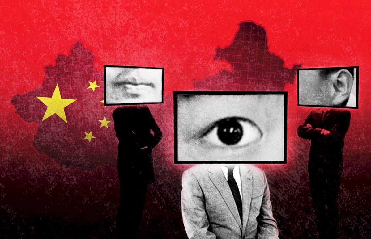 小心中共的認知戰!既讓台灣無時感受恐懼 又讓中國人真以為台灣是他們的
