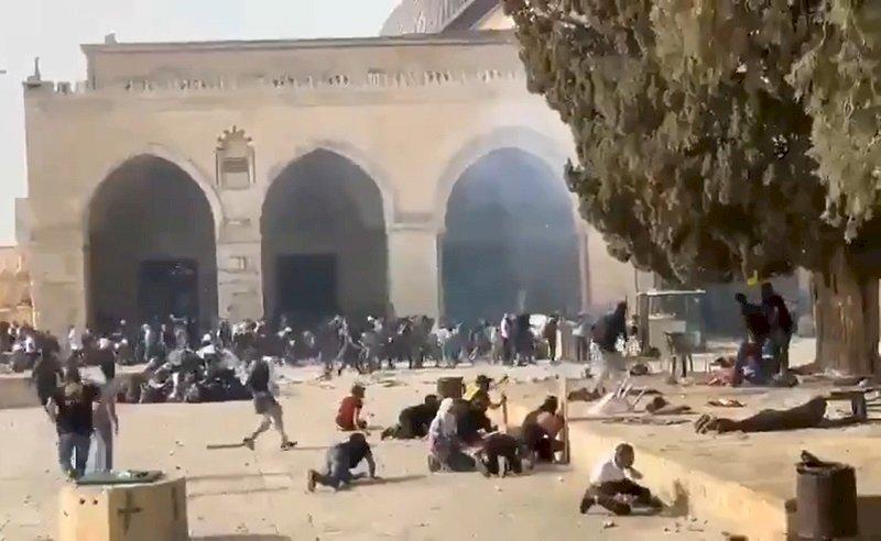 以色列攻擊加薩逾600次 加薩巴人增至83死487傷