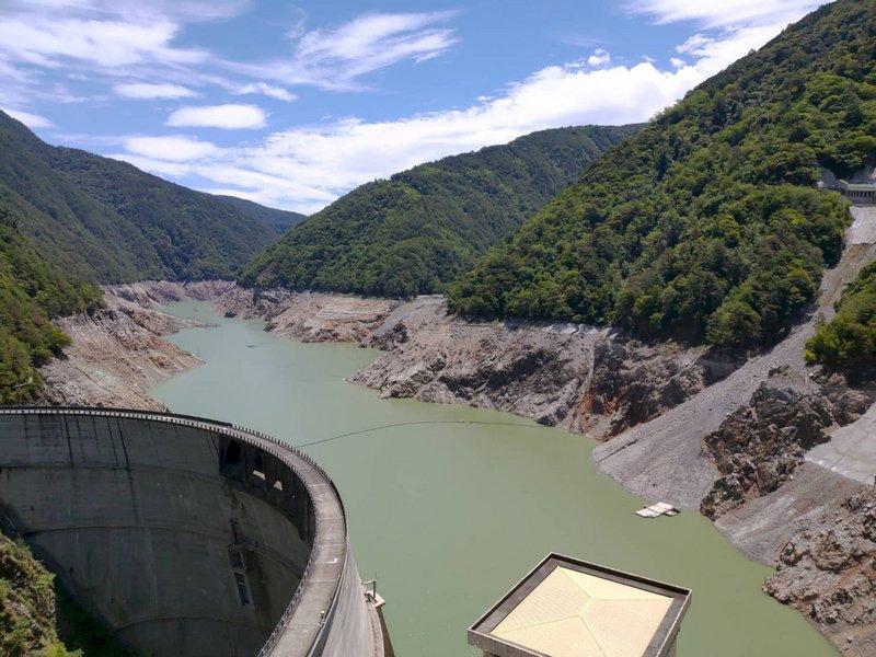 德基水庫蓄水率跌破3% 中市尋替代水源5月底供應