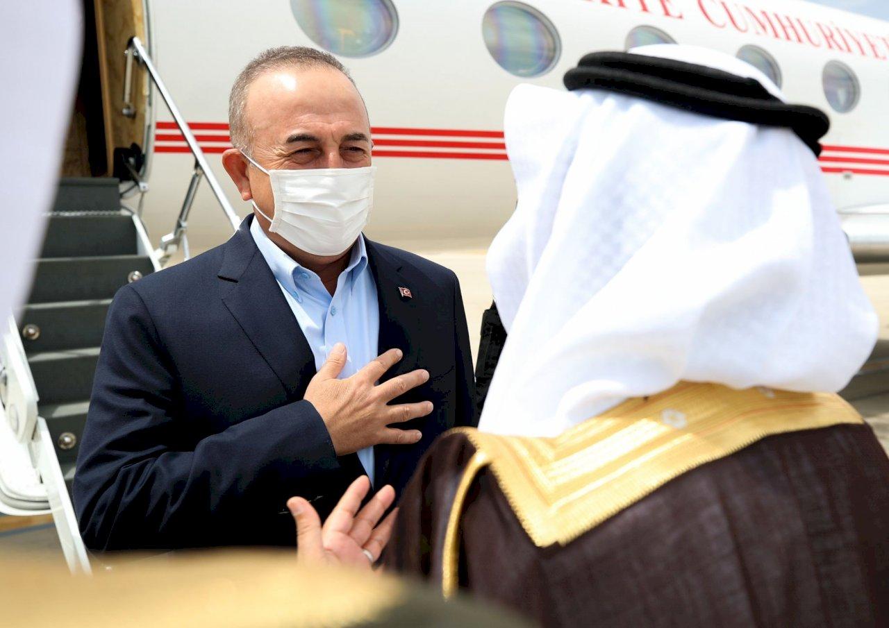土耳其外長抵沙烏地 修補因哈紹吉案破裂關係