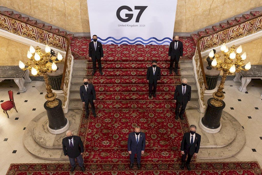 G7外長聯手圍堵中國? 學者認為另有目的