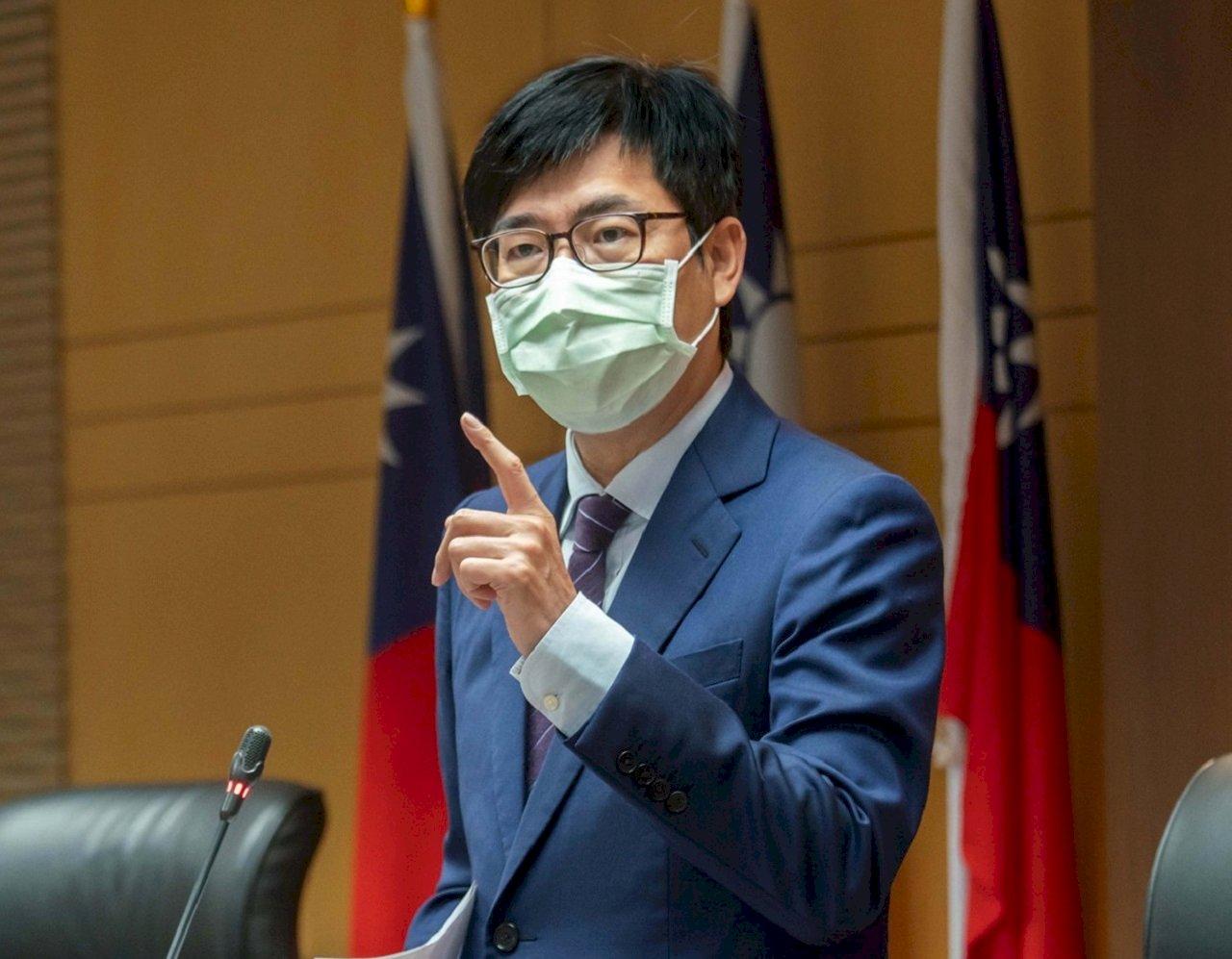 高市防疫警戒 陳其邁:大範圍匡列、祭六大措施阻疫情蔓延