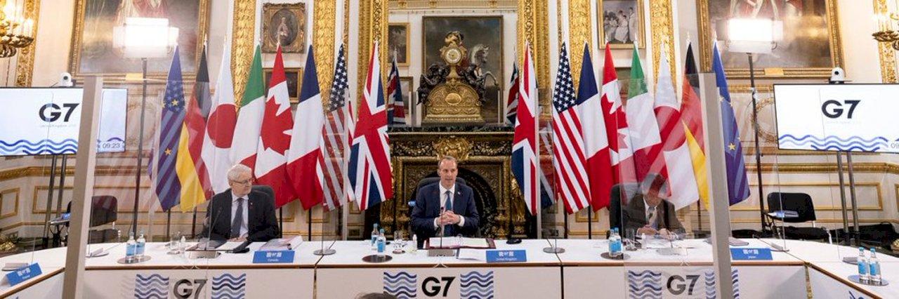 G7同意 停止資助燃煤電廠