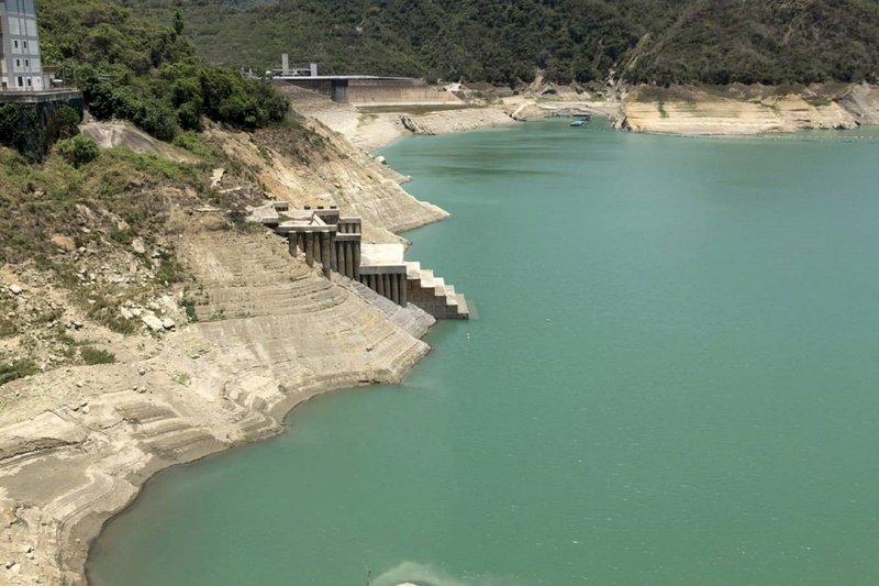 台南3大水庫蓄水跌破8000萬公噸 曾文不到6%