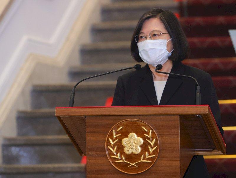 斯洛伐克贈疫苗 蔡總統:台灣人民備感溫暖