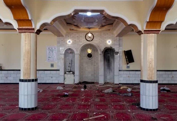 喀布爾清真寺開齋節傳爆炸 至少12死15傷