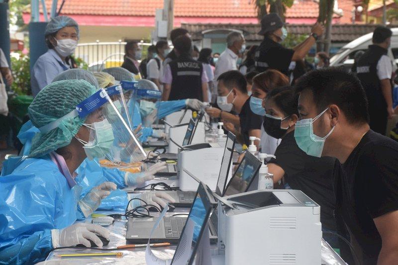 疫情續飆 中國泰國逾1個月來單日新增破記錄