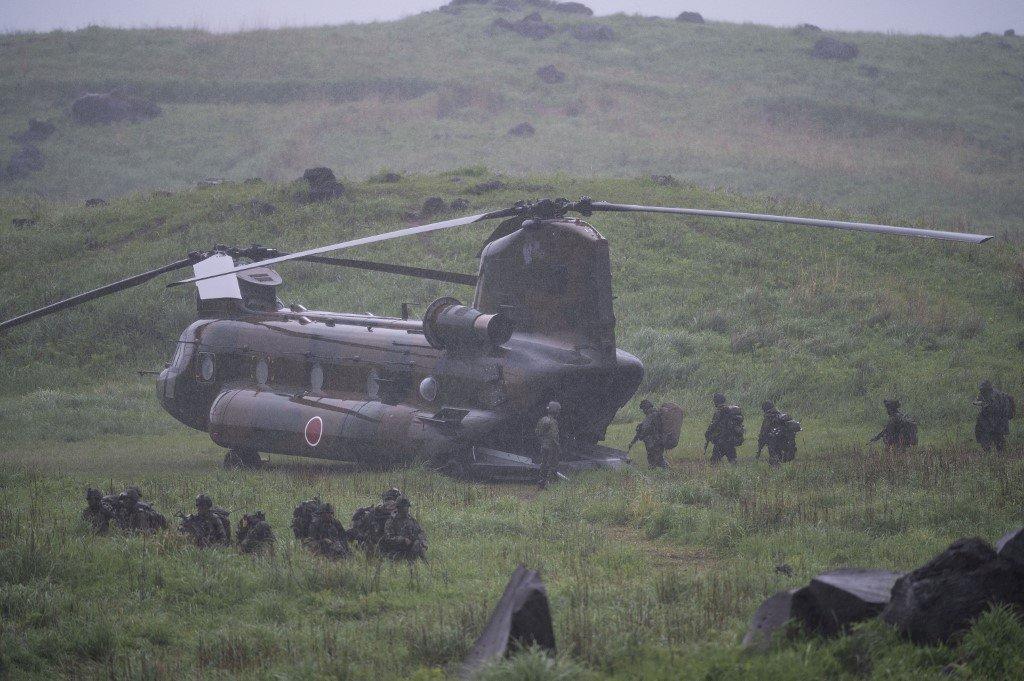 首次參與日本境內軍演 法軍方:對中國釋放訊息