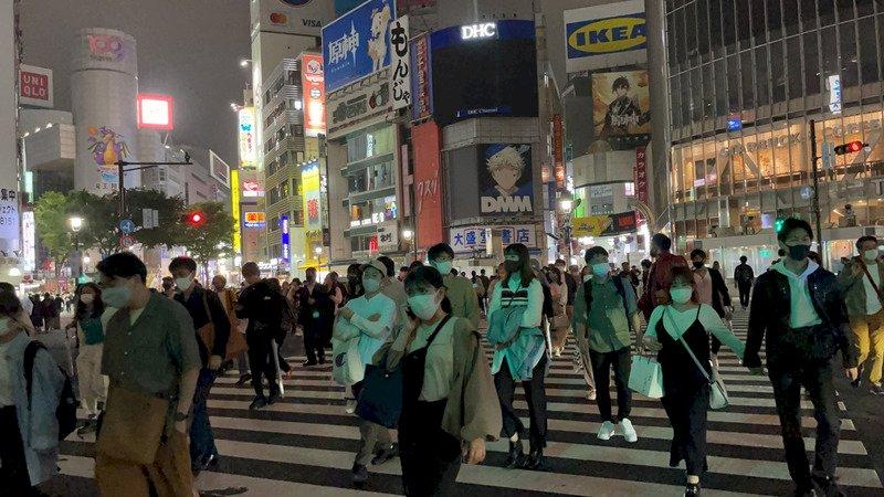 疫情未減緩 日本擬延長緊急事態宣言至9月中