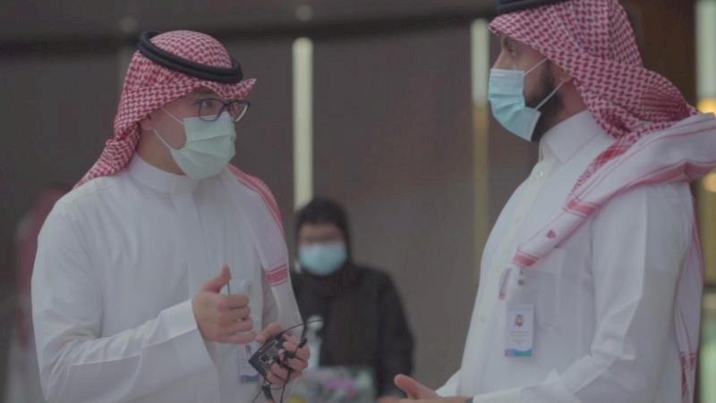 沙烏地阿拉伯紀錄片「疫苗接種」上網 華裔導演談防疫
