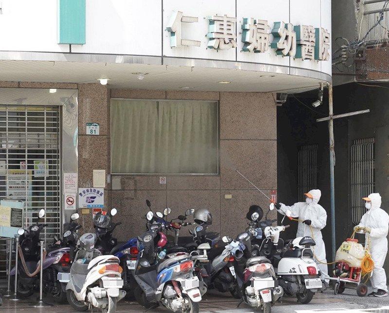 高雄仁惠醫院1行政人員確診 急採檢94人 1護理師陽性