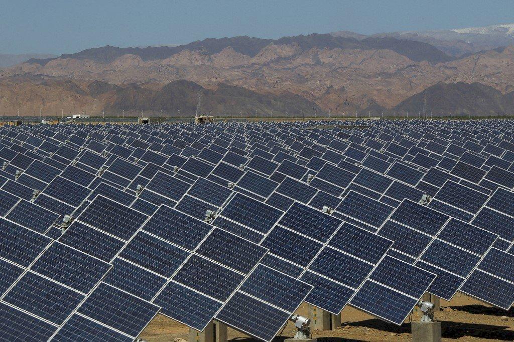 新疆太陽能板涉強迫勞動 拜登陷人權、氣候兩難