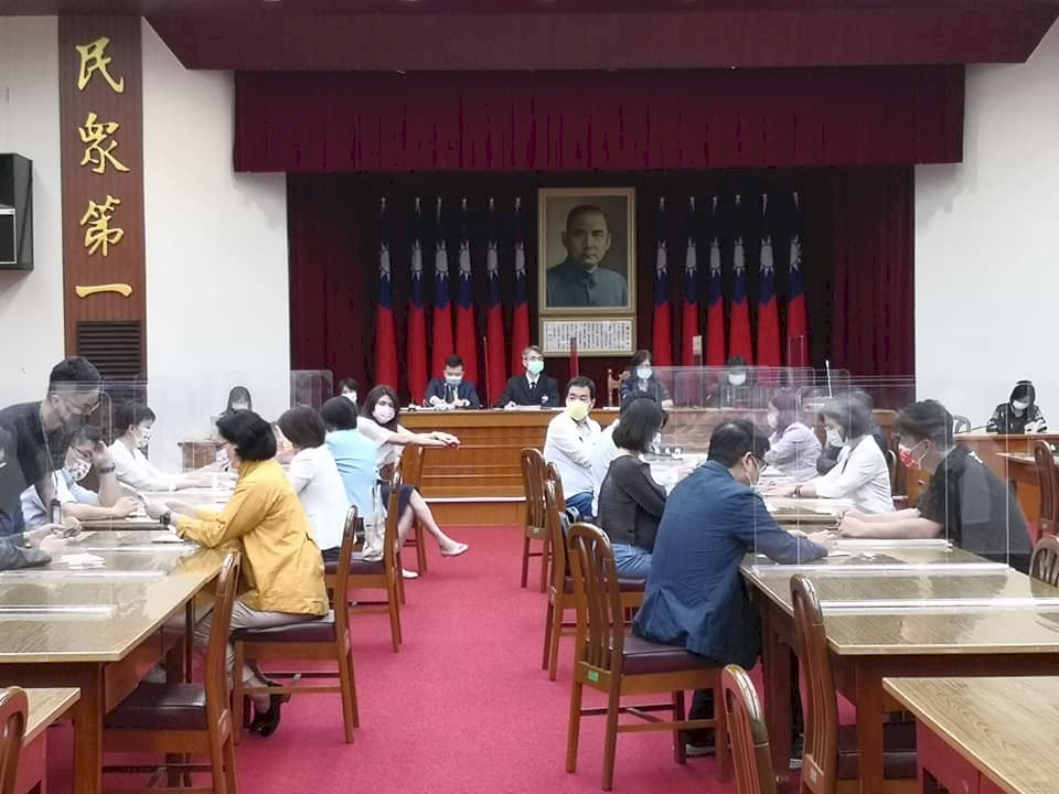修憲列車啟動 立院修憲委員會首次會議推舉5位召委