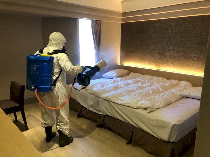 擴增防疫旅館 目標6月底前達2萬間