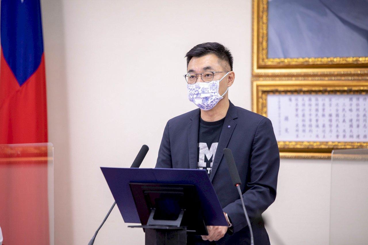 高端解盲 江啟臣:民眾仍對保護力與國際認證有疑問