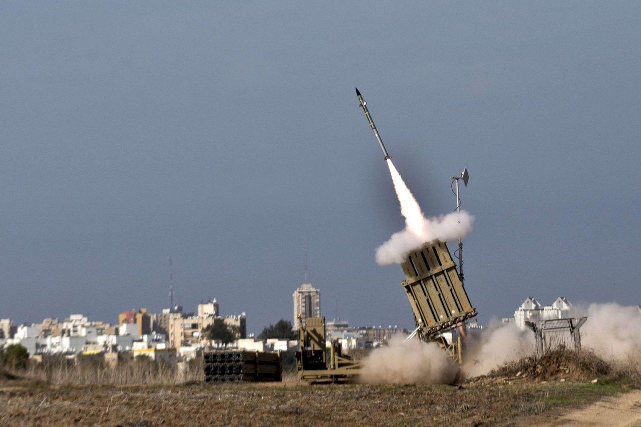 美眾院批准10億美元 資助以色列鐵穹系統