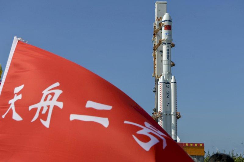 中國原定凌晨發射天舟2號 因技術原因臨時喊卡