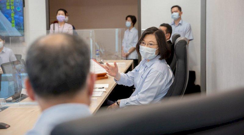 新冠病毒疫情及疫苗觀察