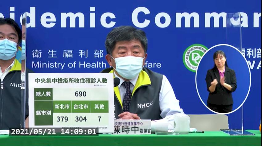 台灣疫情第三級 陳時中呼籲大家假日要收心  歐洲議會以599票贊成 決議凍結歐中投資協定