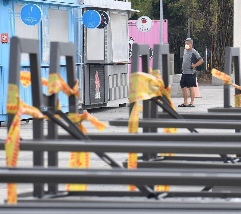 戶外防疫再升級 國家公園涼亭、沙灘關閉至28日