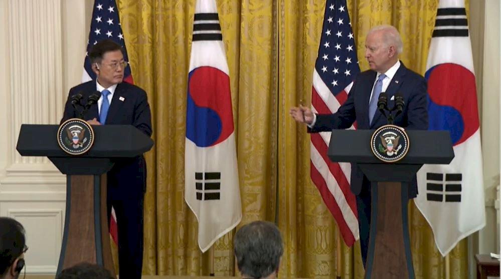 美韓領袖峰會 強化亞洲同盟