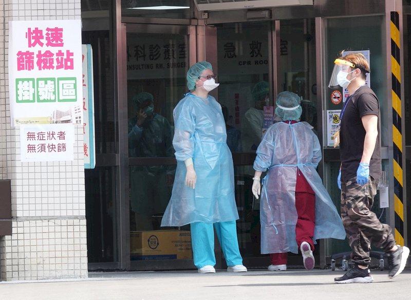 自5/11起疫情共計34例死亡 全在台北新北