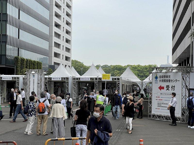 日本逾5成民眾接種兩劑疫苗 估9月底追上歐洲