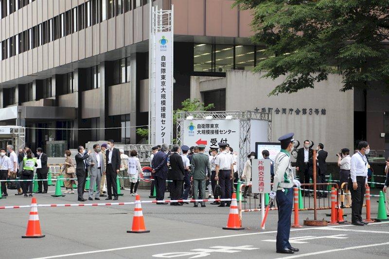 施打疫苗奏效 東京5月醫護確診病例大減