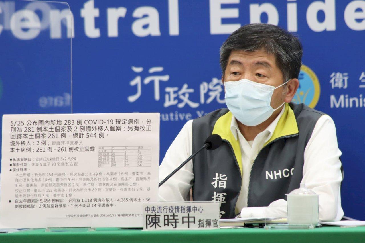 台灣未能出席世衛大會   陳時中:難靠公理正義參與WHA