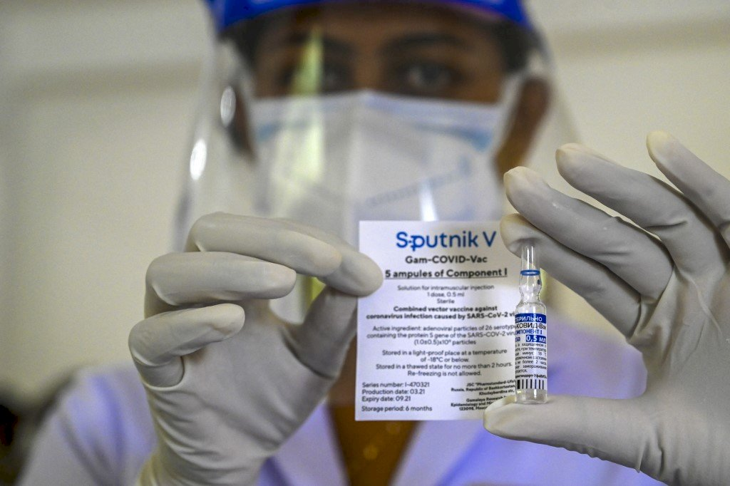 俄羅斯:對抗Delta變異株 衛星-V疫苗效力約90%