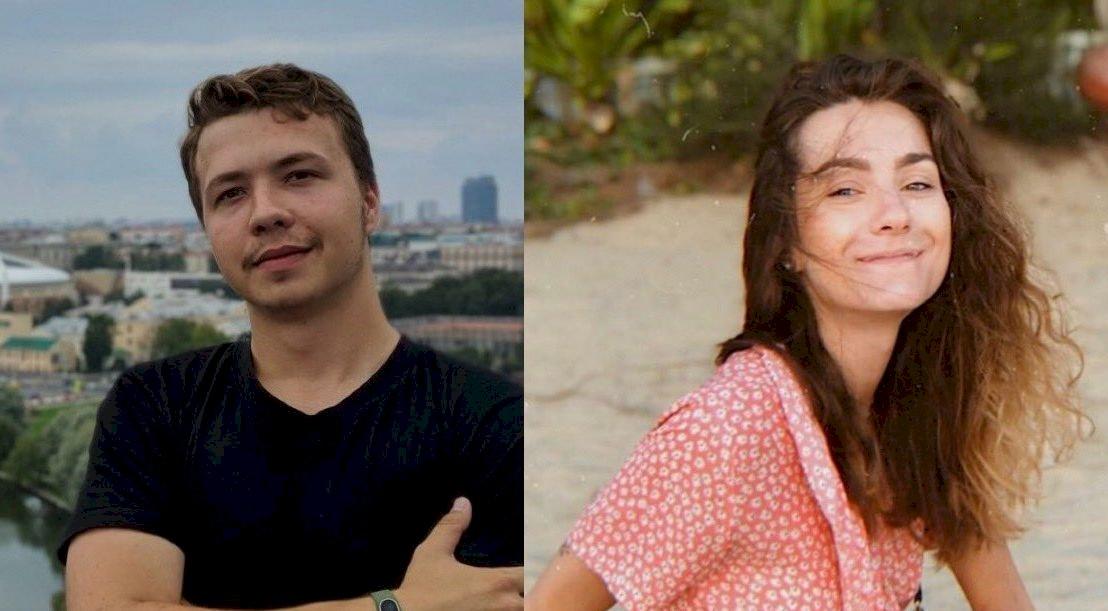 白俄異議記者含淚認罪 反對派痛斥遭當局脅迫