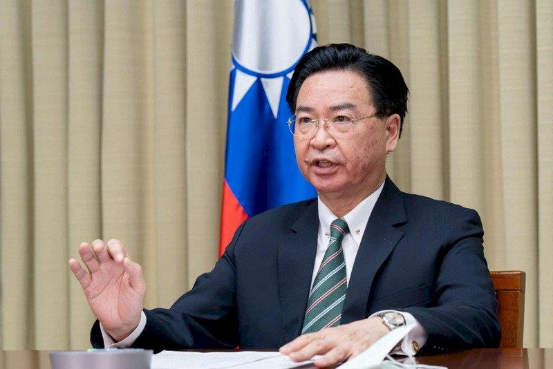 吳釗燮:台灣永遠是國際民主社群可信賴夥伴