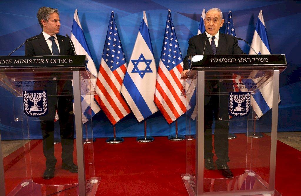 重建與巴勒斯坦關係 美將重啟耶城領事館並援助加薩