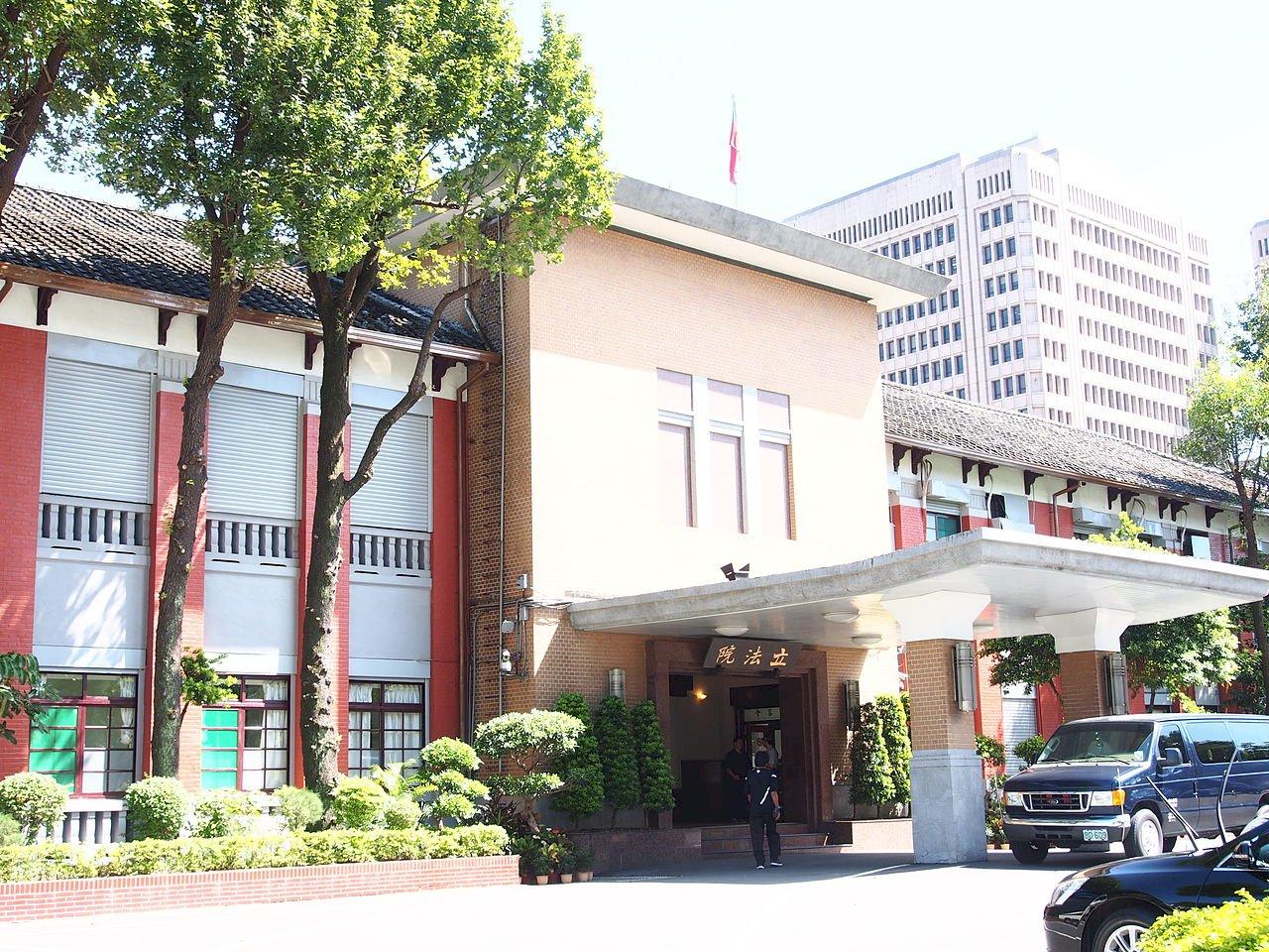 立法院總務處管理科技工確診 立院加強防疫