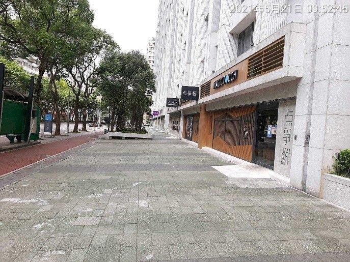 疫情3級警戒延長 林口社宅店鋪5月至7月減租50%