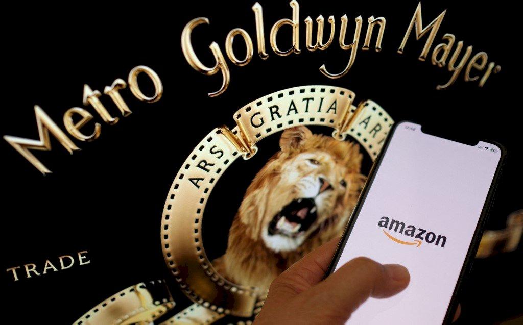 亞馬遜買下好萊塢片廠米高梅 強化串流競爭能力