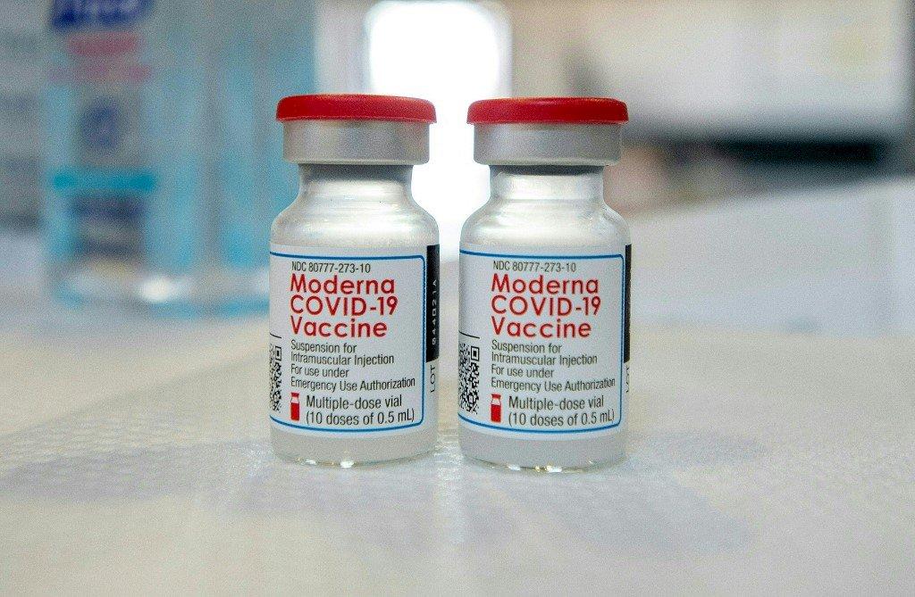 捷克贈台3萬劑莫德納疫苗  土航明空運來台