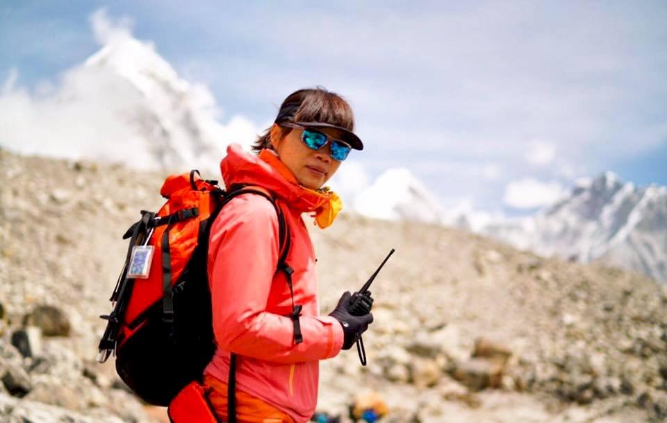 港女改寫女性最快紀錄!聖母峰攻頂不到26小時