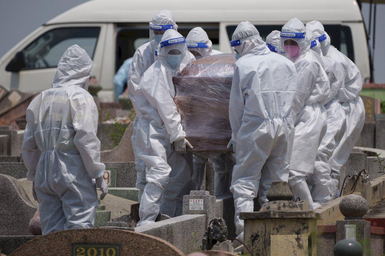 馬來西亞疫情升溫 確診病例與死亡人數創新高