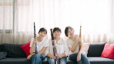 療癒身心的聲音--森木管三重奏