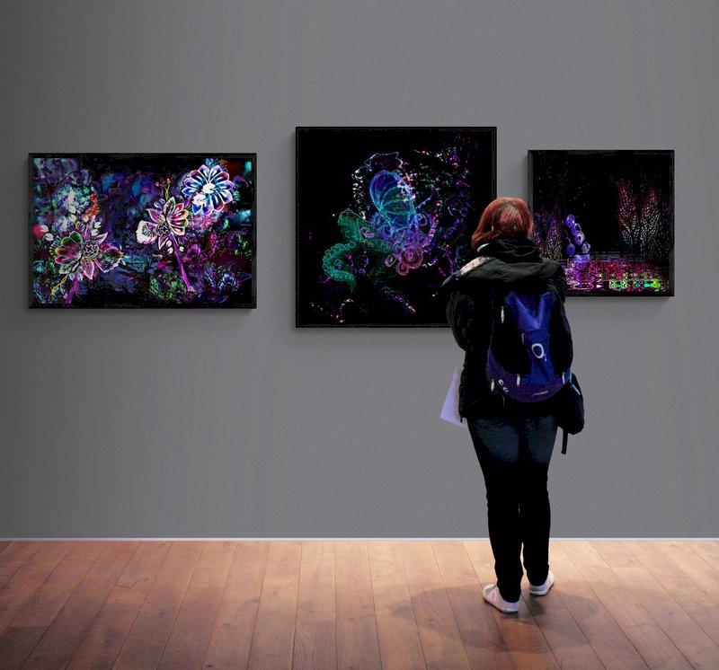 台灣藝術家高安琪 入選伊斯坦堡當代藝術博覽會