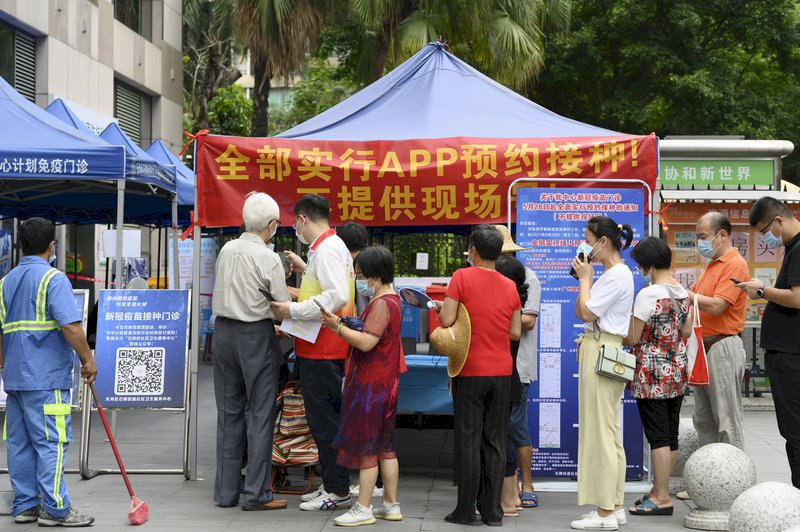 中國廣州疫情升溫 南沙區公共交通工具停運